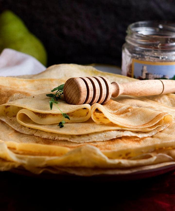 How To Make French Crepes by Spicie Foodie | #french #crepes #breakfast #dessert #dinner