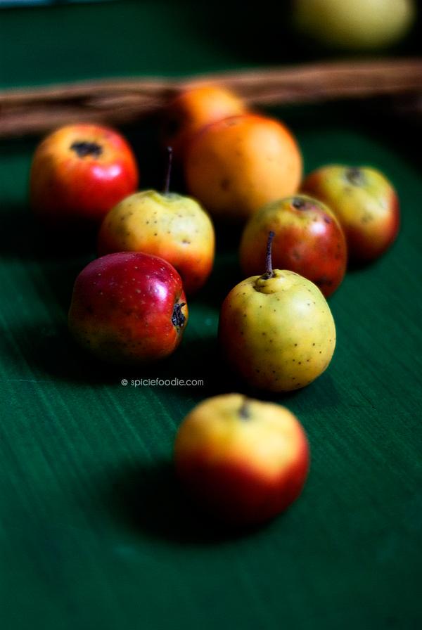 Mexican Tejocotes Fruit | #tejocotes #Mexicanponche #christmas