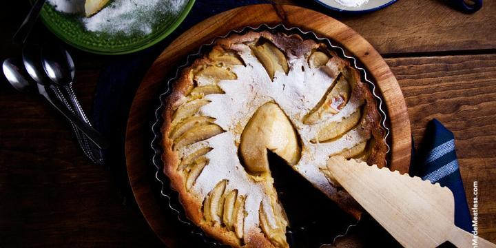Pear Clafoutis: A Super Quick and Easy Dessert for Special Occasions