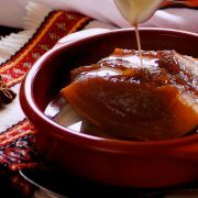 Calabaza En Tacha or Mexican Candied Pumpkin for Day of The Dead | #diadelosmuertos #diademuertos #pumpkinrecipe