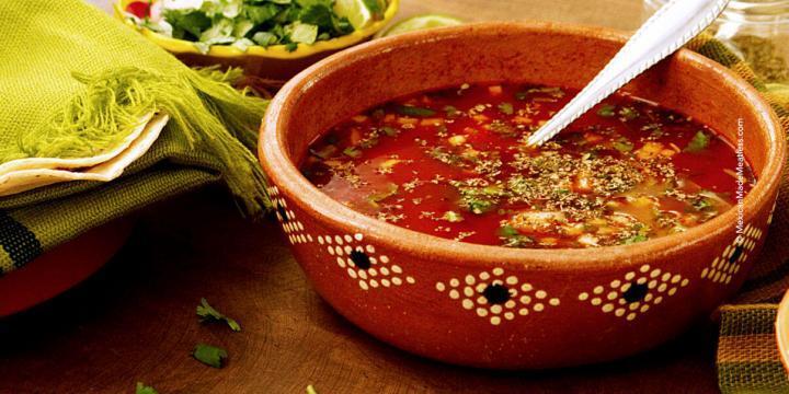 How to Make Mexican Vegan Menudo Soup