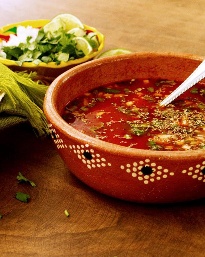 How to Make Mexican Vegan Menudo Soup
