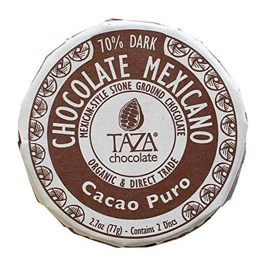 Taza Vegan Chocolate Bars