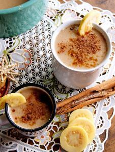 How to Make Guava Atole Mexican Drink