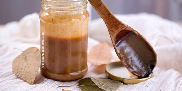 How To Make Cajeta (Mexican Caramel Sauce) | Traditional Recipe