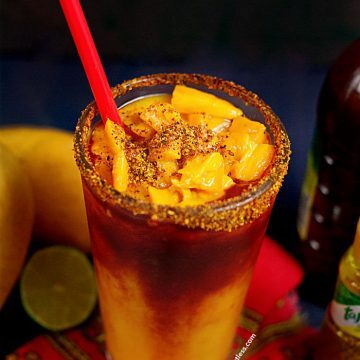 How To Make Mexican Mangonadas