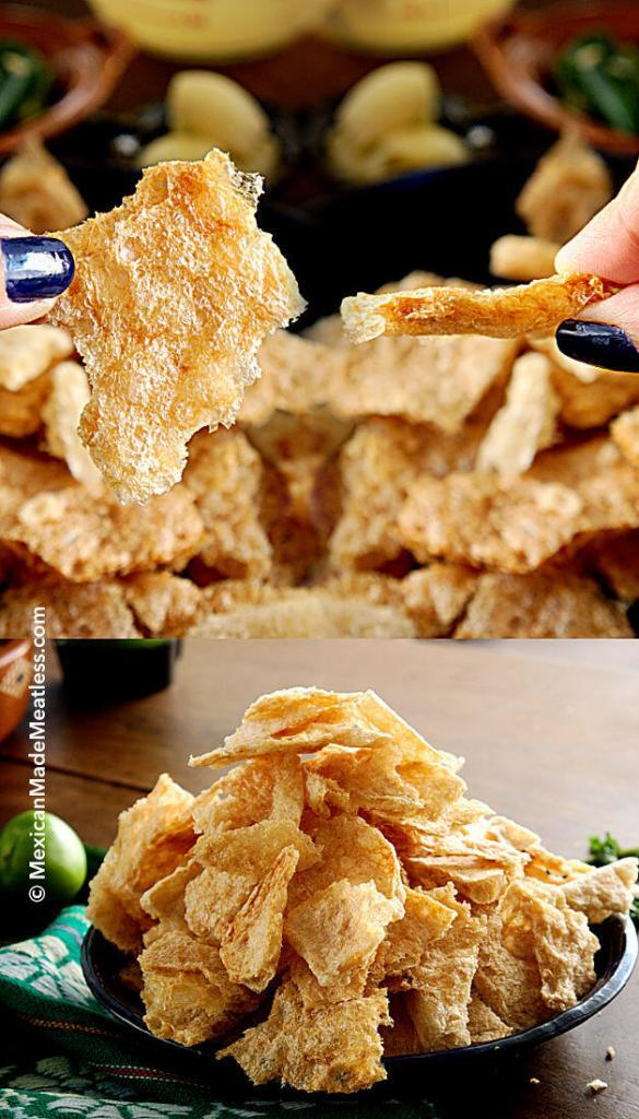 Vegan Chicharron