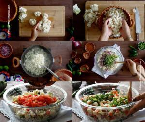 How to Make Cauliflower Ceviche
