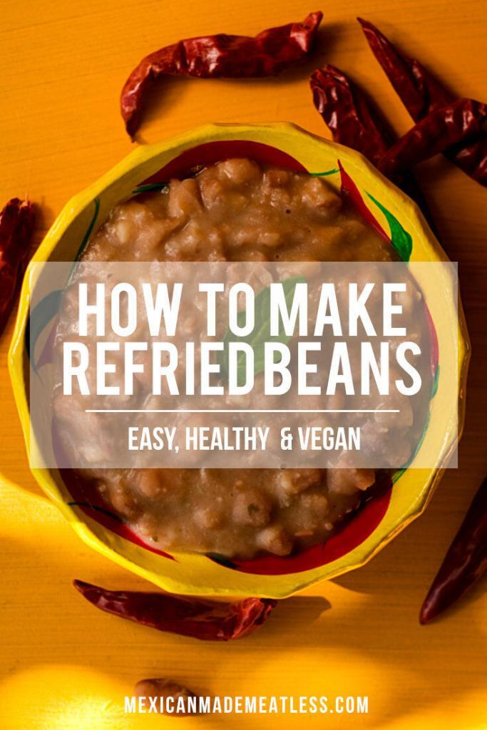 How to Make Vegan Beans