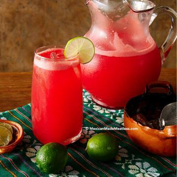 How to make Watermelon Agua Fresca (vegan)