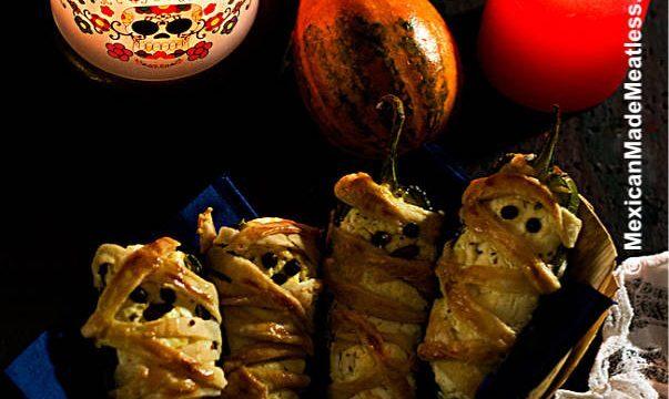 Baked Jalapeño Mummies