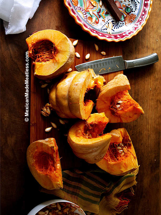 How to Make Mexican Candied Pumpkin