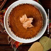 How to Make Pumpkin Pie for Two People