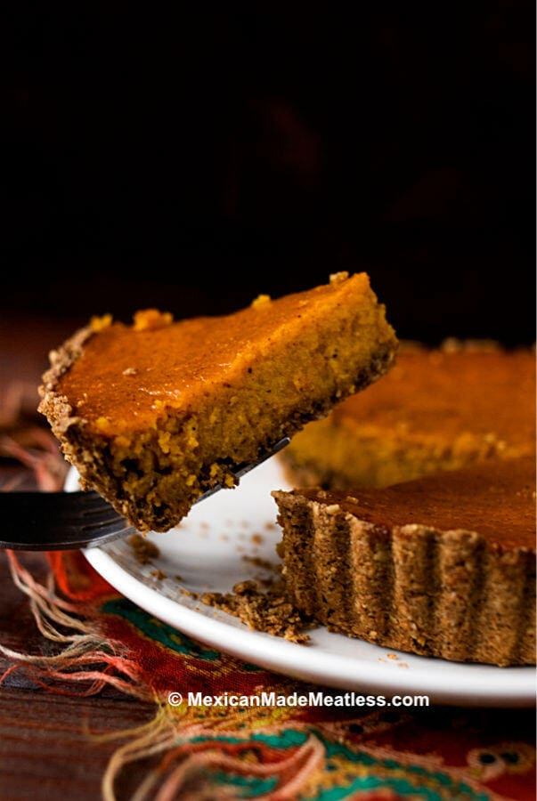 Homemade Gluten Free Pumpkin Pies for Two