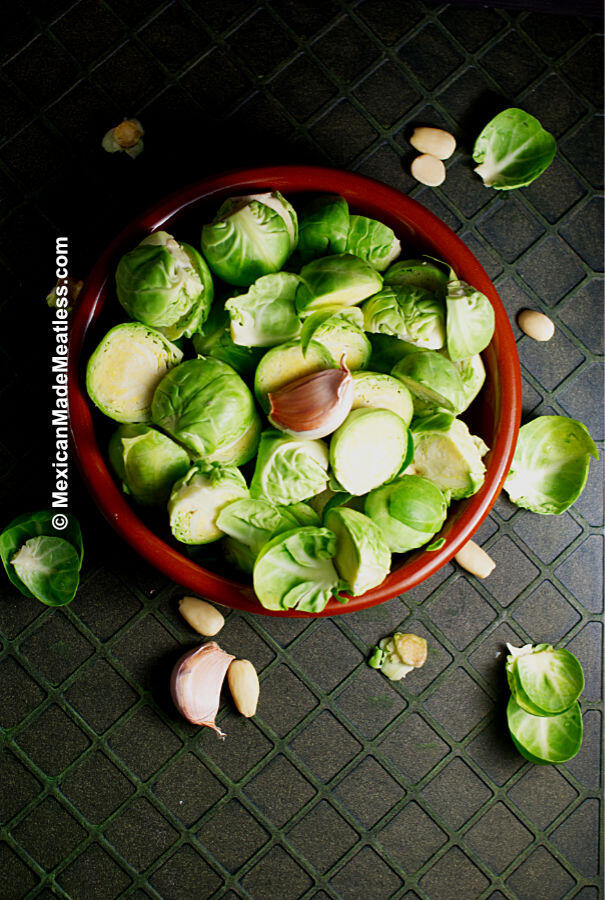 Recipe for Roasting Brussels Sprouts