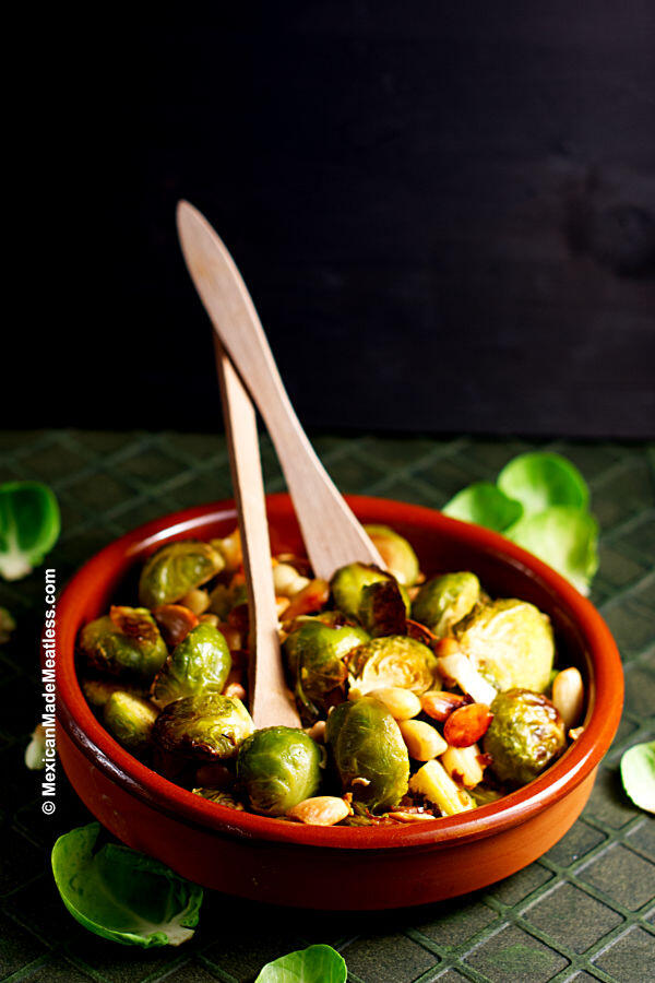 Brussels Sprouts Side Dish Recipe