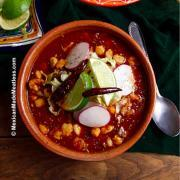 Recipe for Mexican Posole Rojo