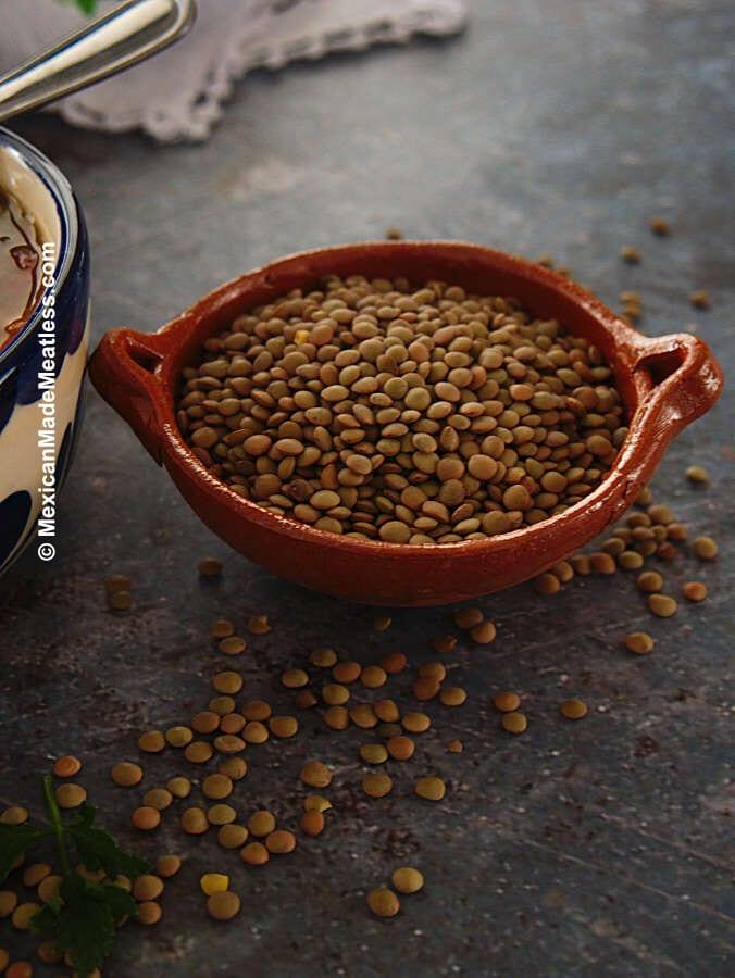 How to Make Vegan Mexican Lentil Soup