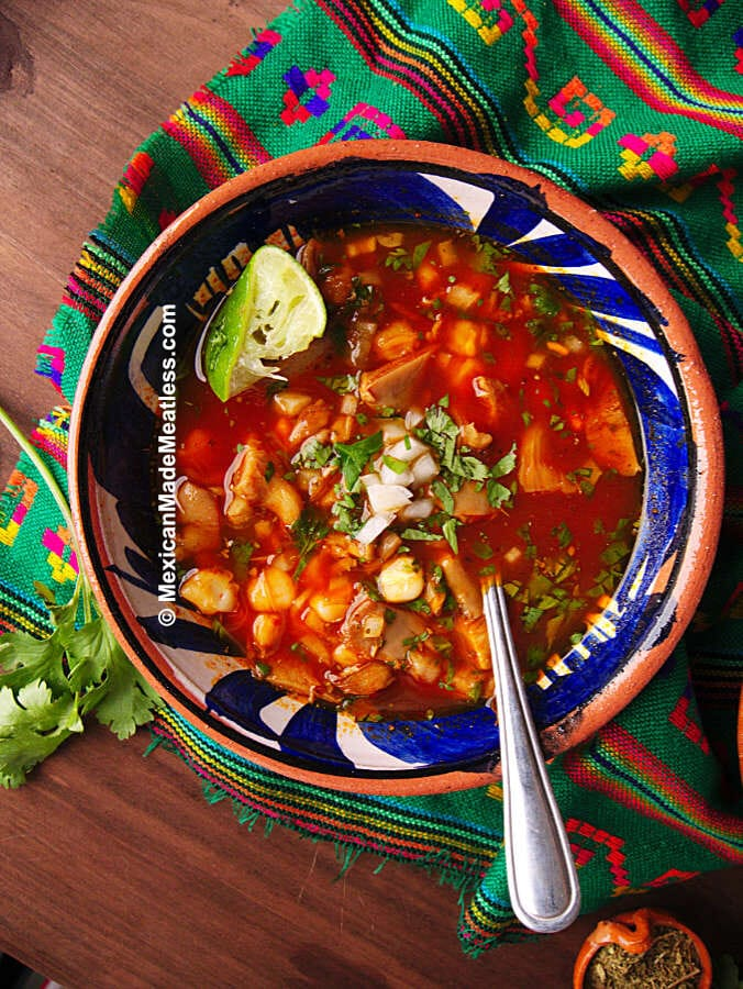 How to Make Mexican Menudo in a PRessure Cooker