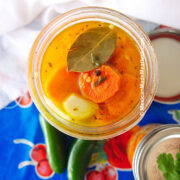 How to Make Mexican Pickled Carrots