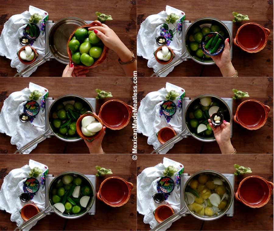 Tomatillo Salsa Verde Recipe