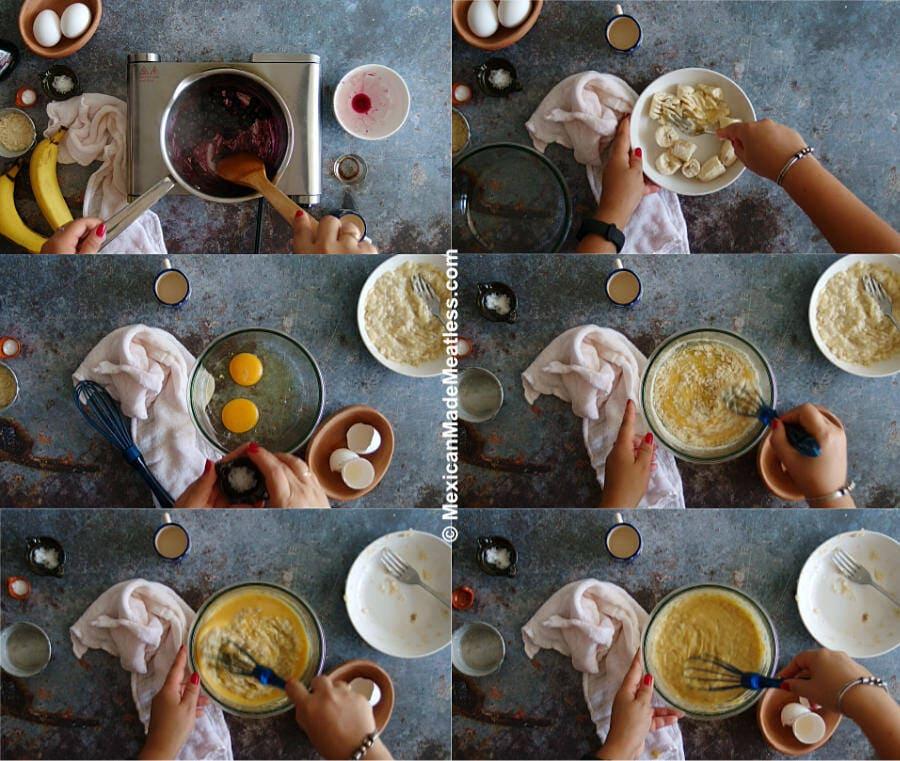 How to Make 5 Ingredient Pancakes