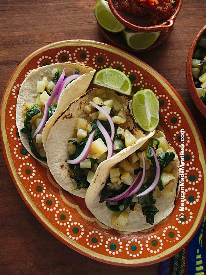 Soft Tacos Vegan Recipe