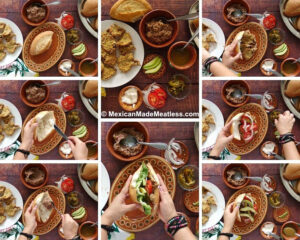 How to Make Mexican Fried Chicken Sandwiches