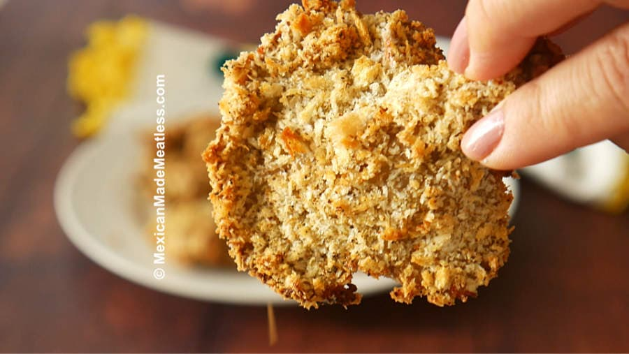 Vegan Fried Chicken Fillets