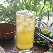 How to Make a Mexican Beer Cocktail
