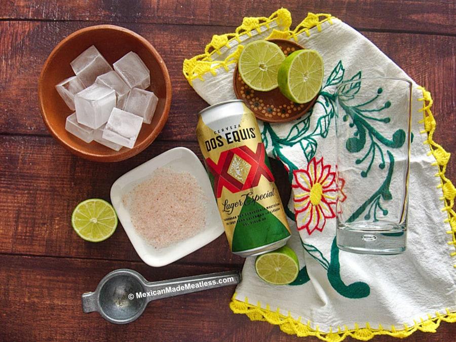 How to Make a Chelada