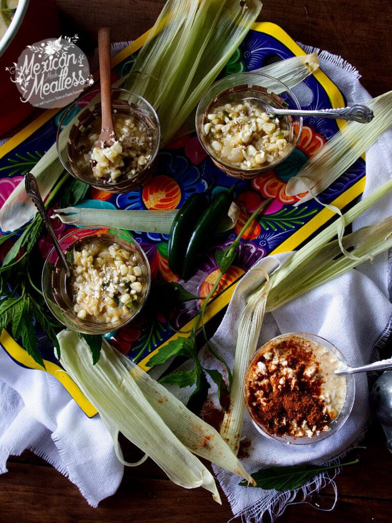 The BEST Authentic Mexican Esquites Recipe