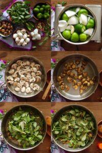 How to Make Mexican Verdolagas (vegan recipe)