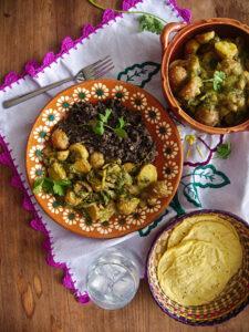 Verdolagas or Mexican Purslane Recipe