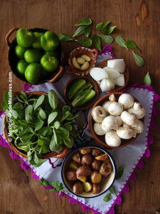 Verdolagas ingredients